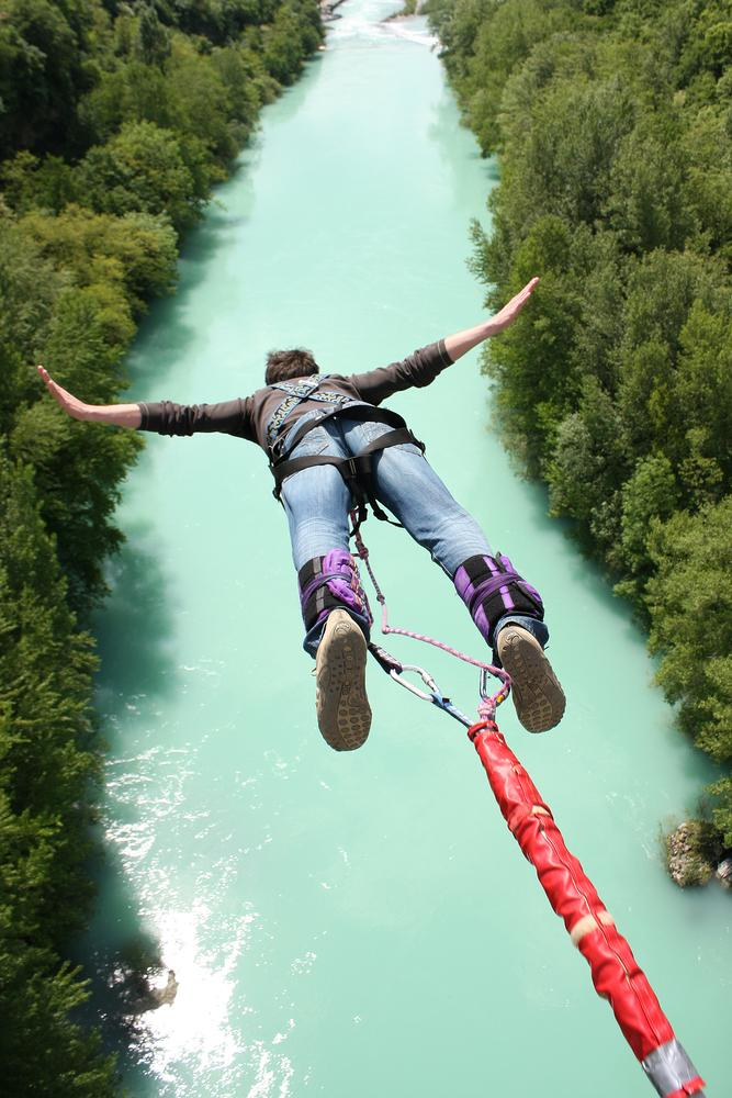 How to Bungee Jump